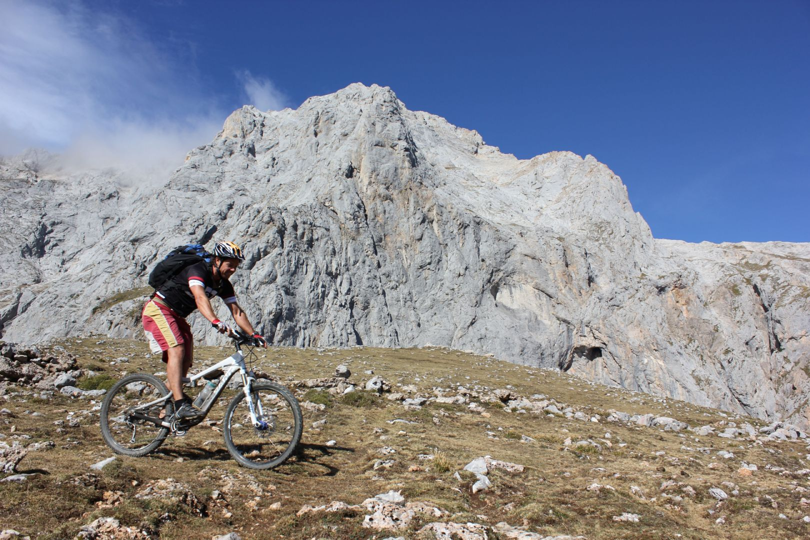 IMG_4565.JPG - Spain - Picos de Europa - Trans Picos - Guided Mountain Bike Holiday - Mountain Biking