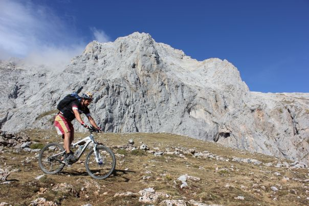 Spain - Picos de Europa - Trans Picos - Guided Mountain Bike Holiday Image