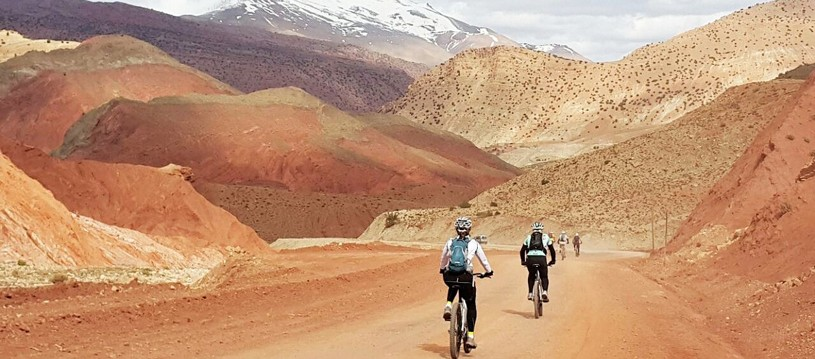 Take on some of the most stunning landscapes by bike and discover the wonders of Morocco! Our mountain biking holidays here have plenty to sink your tyres into and all with knockout backdrops to boot.