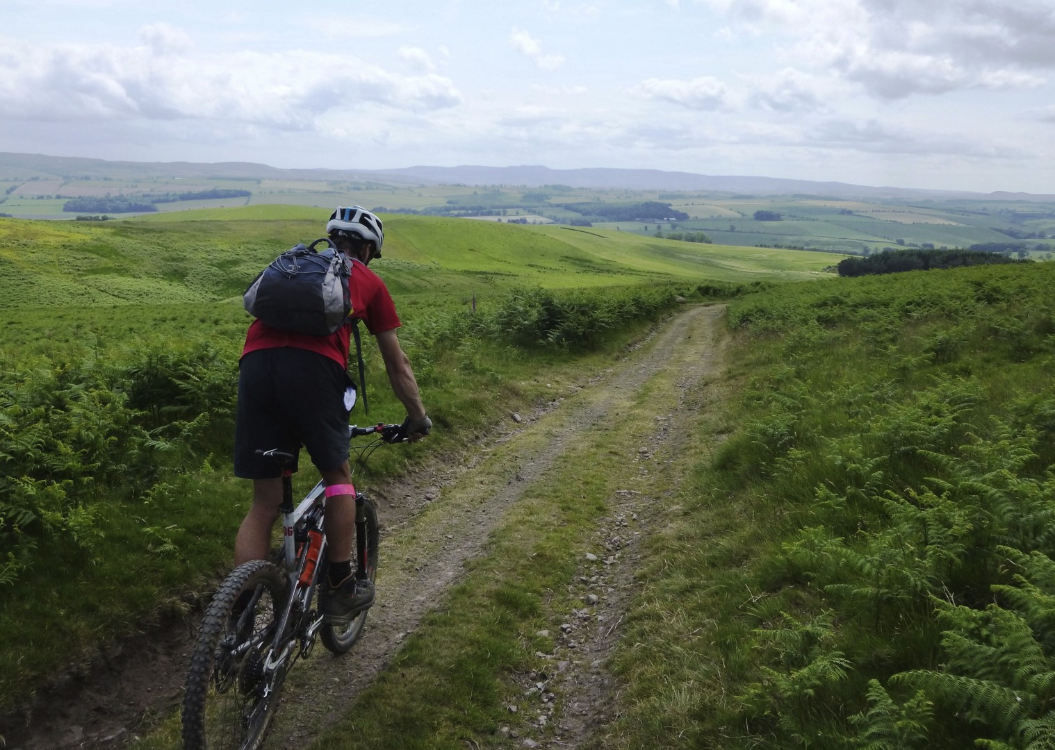 Standstoneway3.jpg - UK - Northumberland - Sandstone Way - Mountain Biking