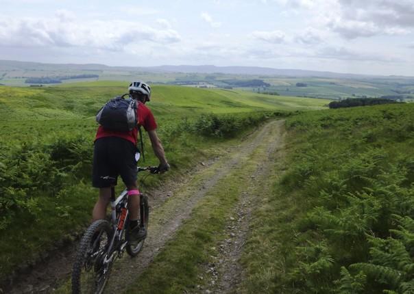 Standstoneway3.jpg - UK - Northumberland - Sandstone Way - Guided Mountain Bike Weekend - Mountain Biking