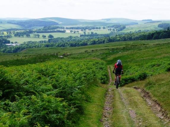 Standstoneway9.JPG - UK - Northumberland - Sandstone Way - Guided Mountain Bike Weekend - Mountain Biking