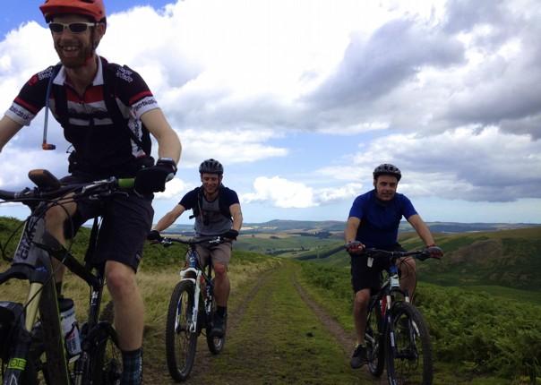 Sandstoneway.jpg - UK - Northumberland - Sandstone Way - Guided Mountain Bike Weekend - Mountain Biking