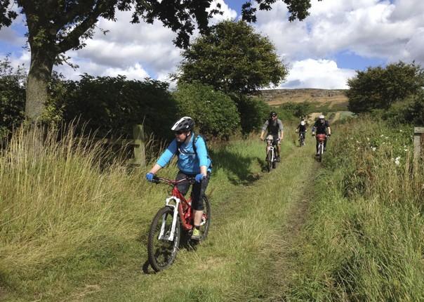 Sandstoneway5.jpg - UK - Northumberland - Sandstone Way - Guided Mountain Bike Weekend - Mountain Biking