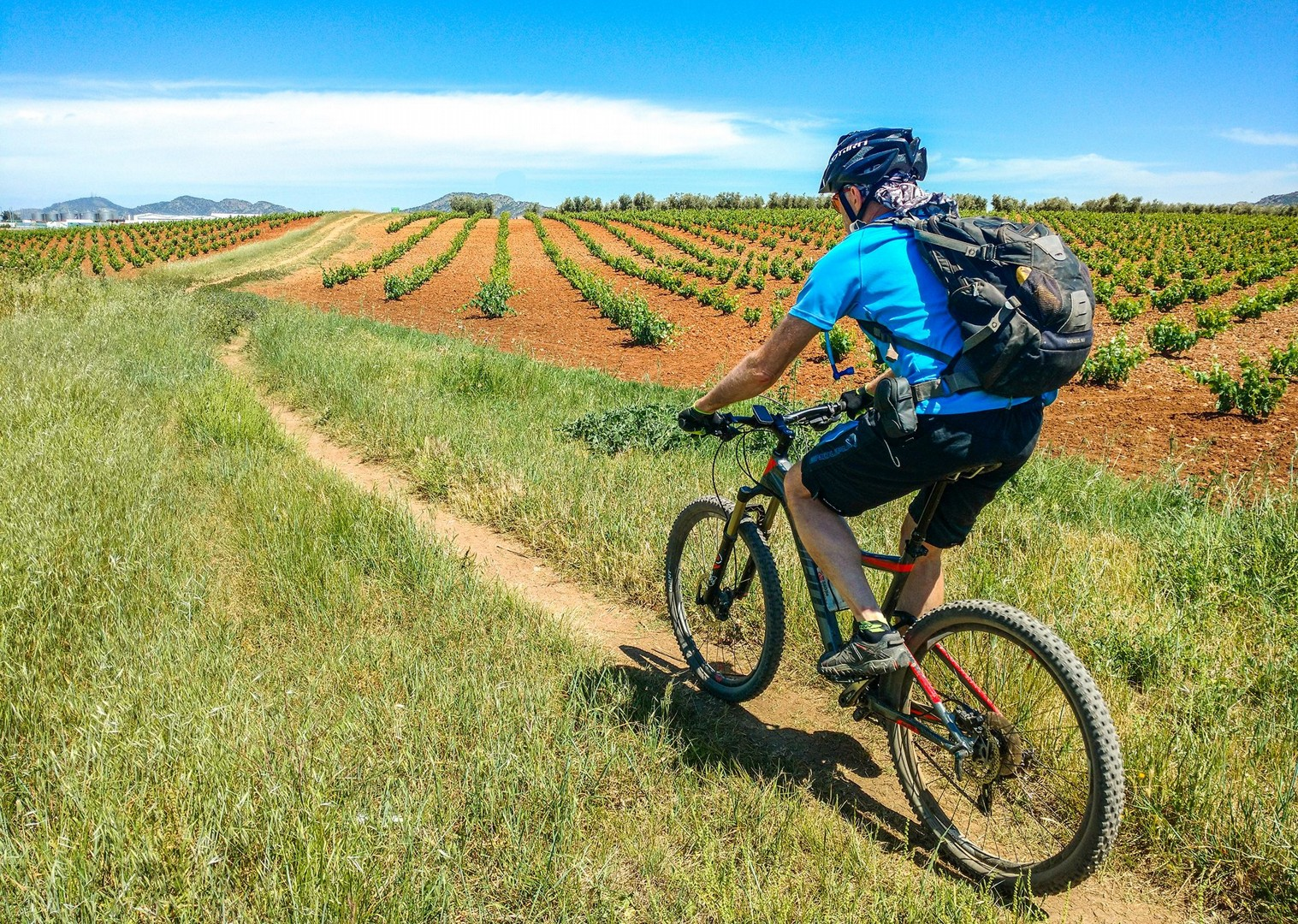 IMG_20170509_130758215.jpg - Spain - Ruta de la Plata - Guided Mountain Bike Holiday - Mountain Biking