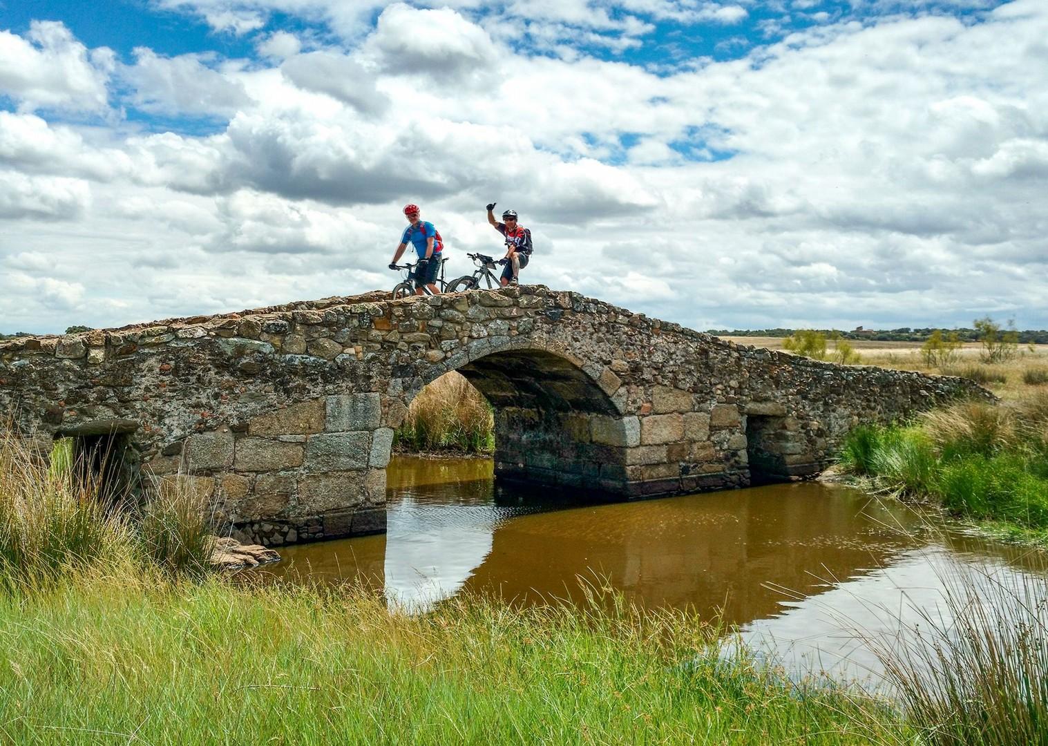 IMG_20170510_134112500_HDR.jpg - Spain - Ruta de la Plata - Guided Mountain Bike Holiday - Mountain Biking