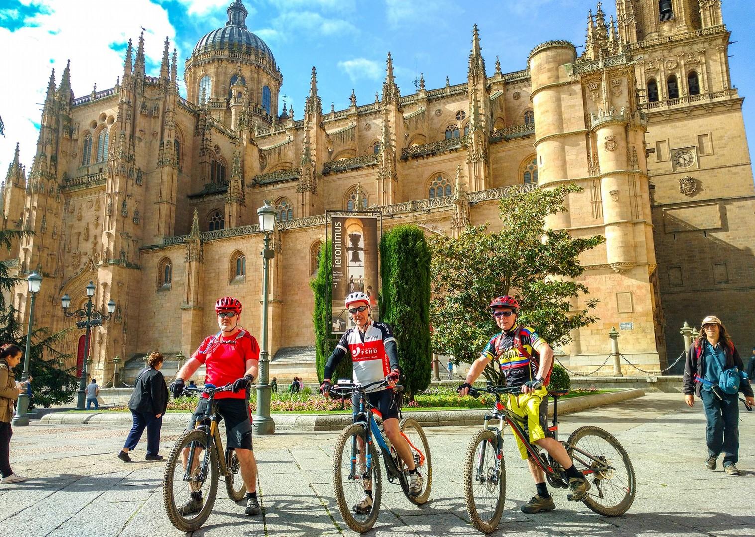 IMG_20170514_102635117.jpg - Spain - Ruta de la Plata - Guided Mountain Bike Holiday - Mountain Biking