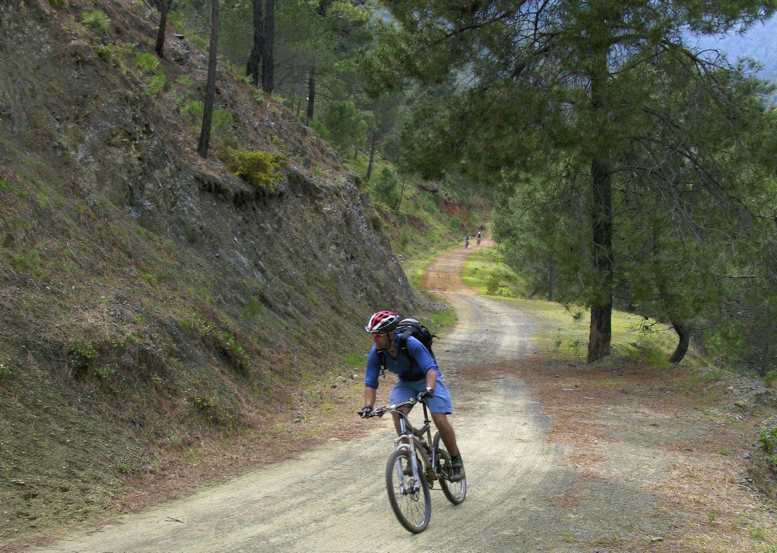 mountainbikingholidayspain.jpg - Spain - Ruta de la Plata - Guided Mountain Bike Holiday - Mountain Biking
