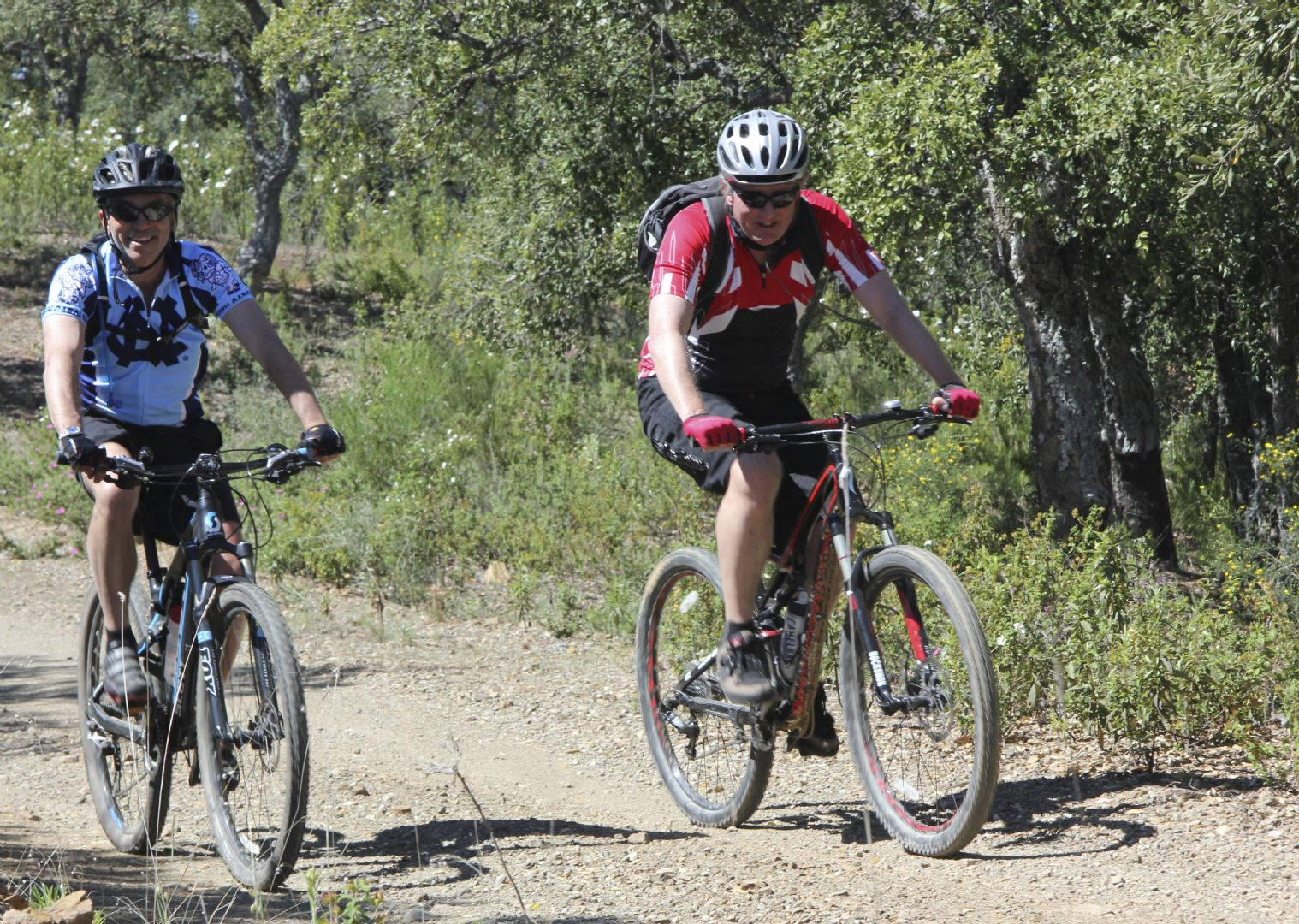 mountainbikingspain2.jpg - Spain - Ruta de la Plata - Guided Mountain Bike Holiday - Mountain Biking