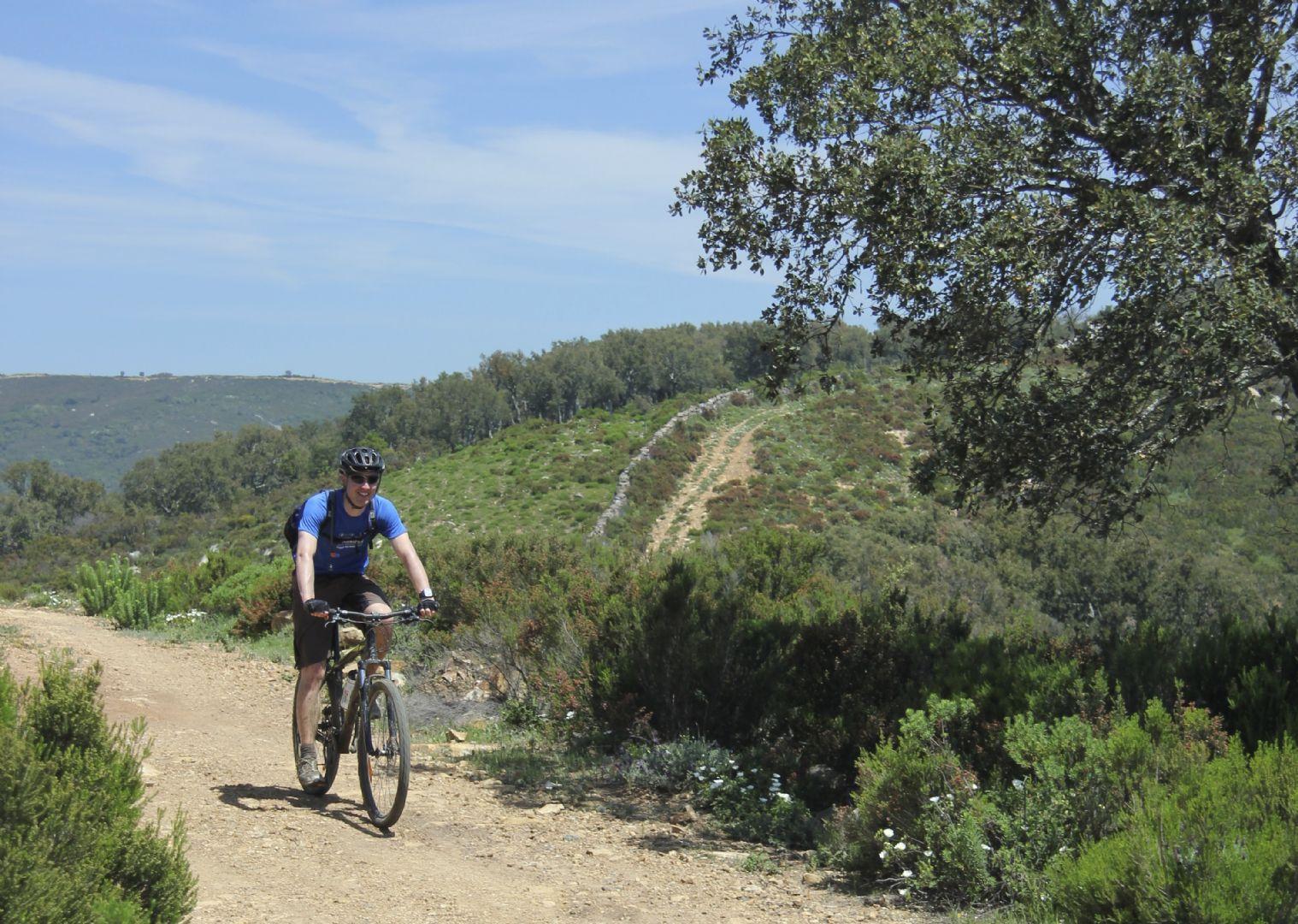 mountainbikingspain5.jpg - Spain - Ruta de la Plata - Guided Mountain Bike Holiday - Mountain Biking