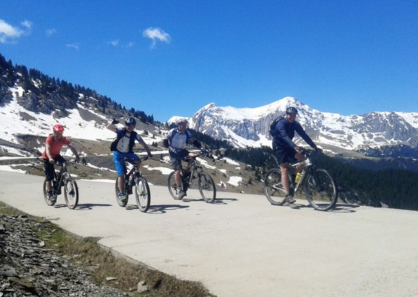 20160516_122932.jpg - Spain - Pyrenees Enduro - Guided Mountain Bike Holiday - Mountain Biking
