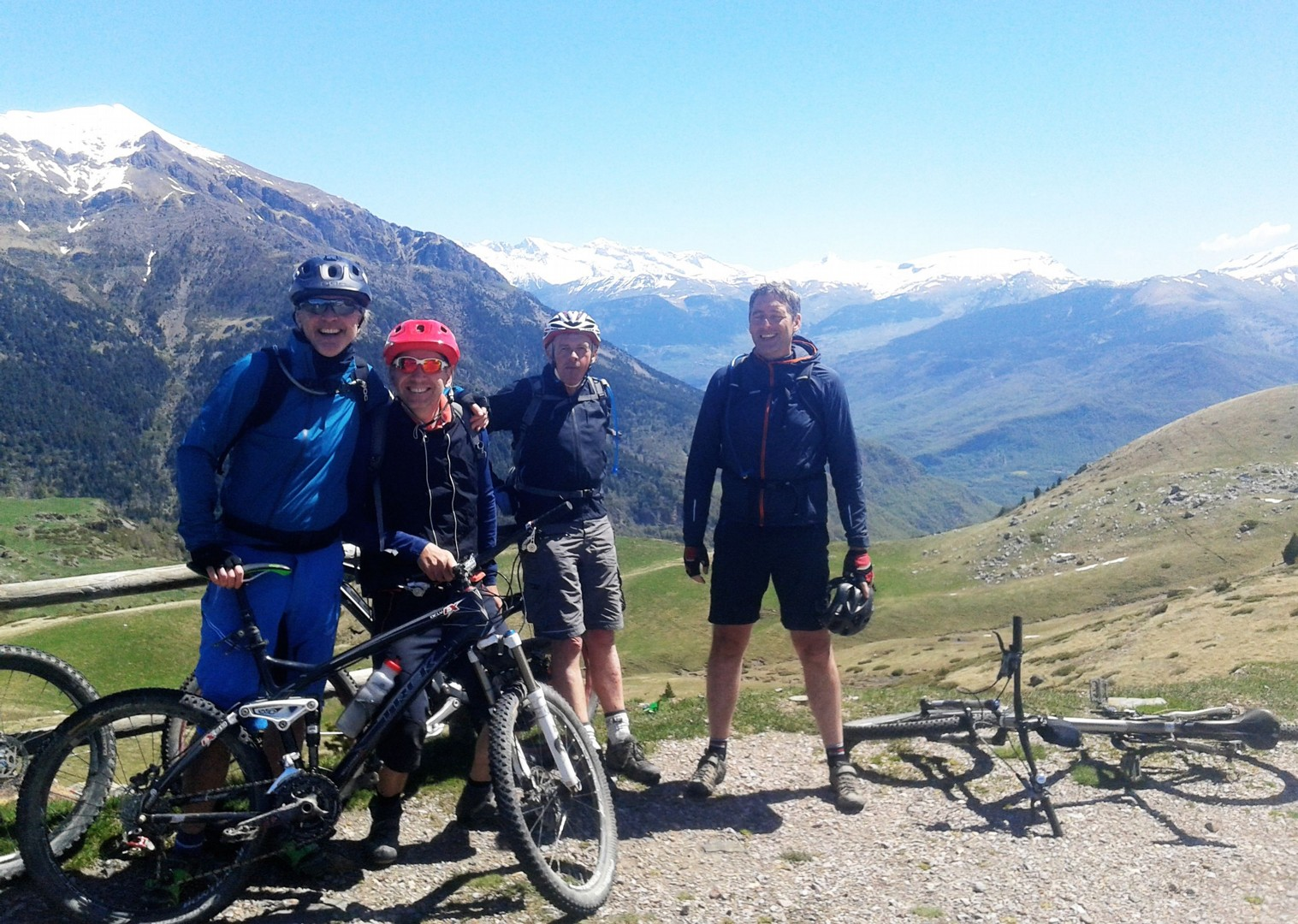 20160516_123642.jpg - Spain - Pyrenees Enduro - Guided Mountain Bike Holiday - Mountain Biking