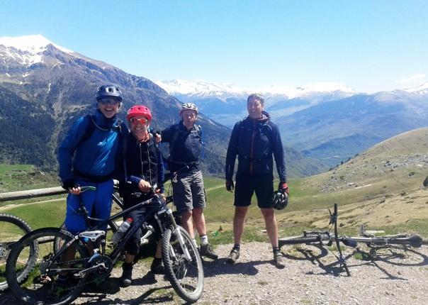 20160516_123642.jpg - Spain - Pyrenees Enduro - Guided Mountain Bike Holiday - Mountain Biking