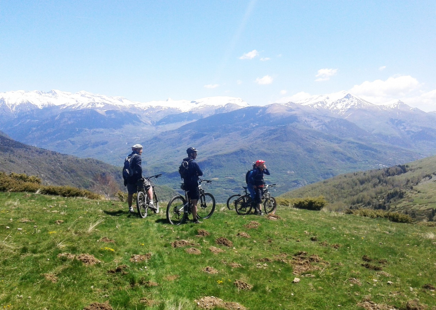 20160516_125157.jpg - Spain - Pyrenees Enduro - Guided Mountain Bike Holiday - Mountain Biking