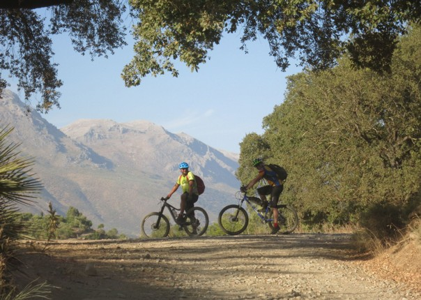 Spain - Awesome Andalucia - Guided Mountain Bike Holiday Image