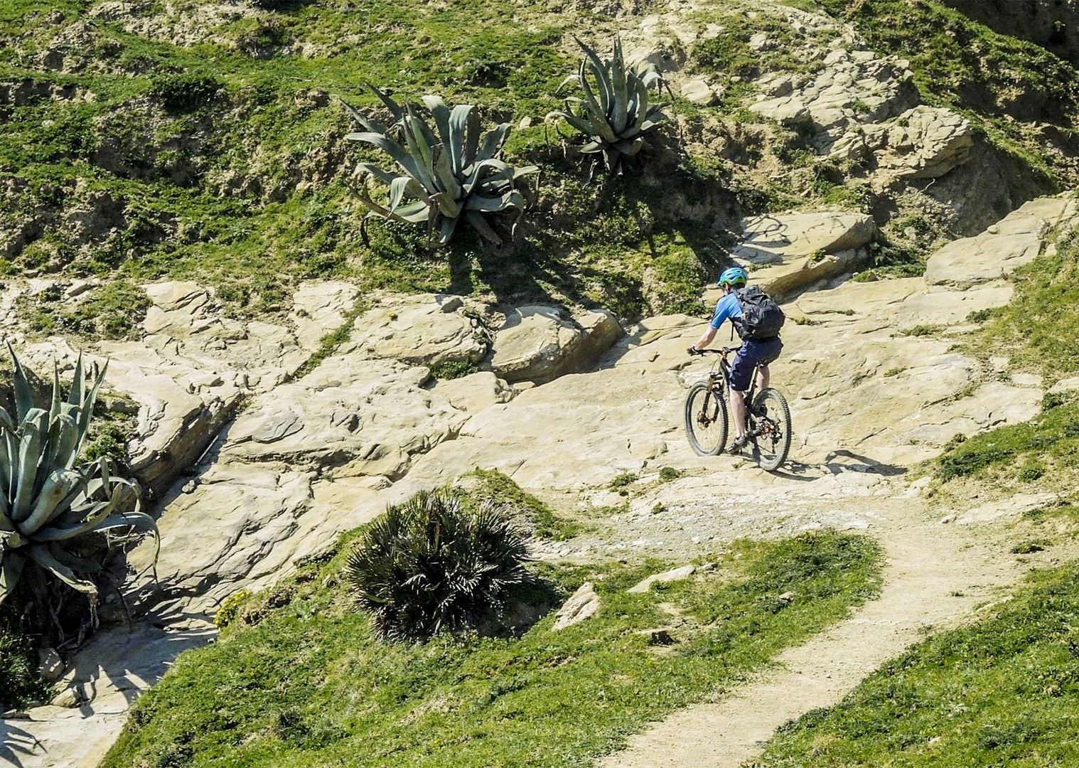thrilling-mountain-biking-in-spain-el-chorro-with-saddle-skedaddle.jpg - Spain - Awesome Andalucia - Guided Mountain Bike Holiday - Mountain Biking