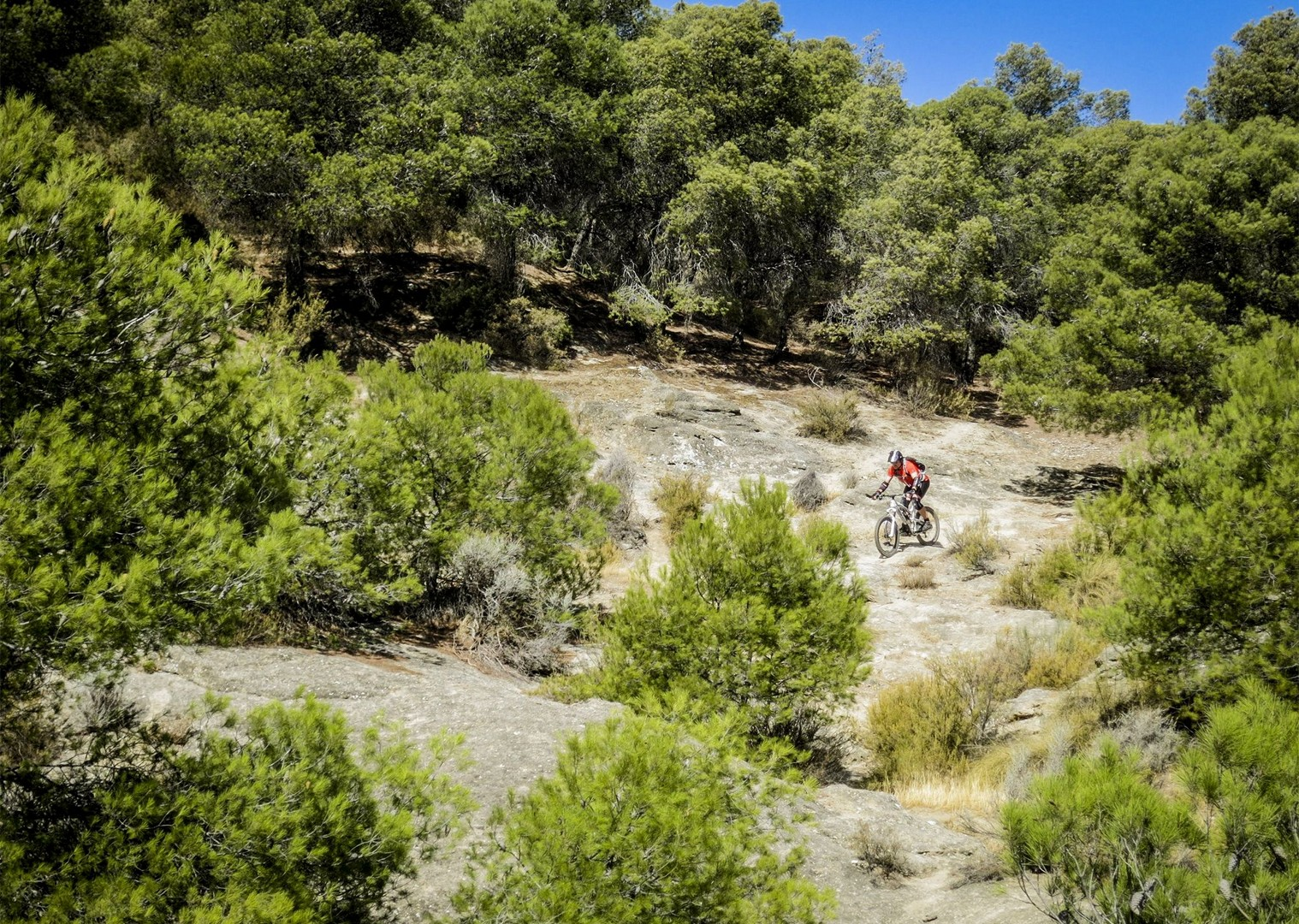 limestone-peaks-of-grazalema-national-park-mountain-biking.jpg - Spain - Awesome Andalucia - Guided Mountain Bike Holiday - Mountain Biking
