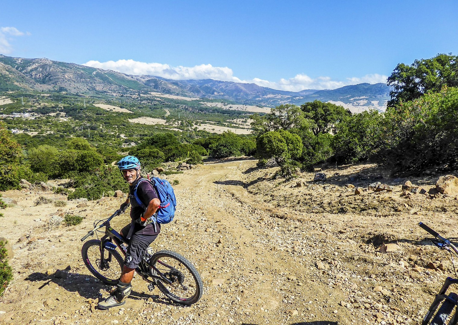 fun-trails-jimera-spain-saddle-skedaddle-andalucia.jpg - Spain - Awesome Andalucia - Guided Mountain Bike Holiday - Mountain Biking