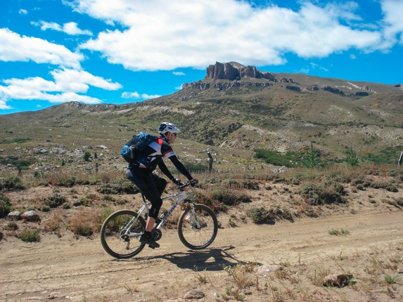 Chile and Argentina - Wild Patagonia - Guided Mountain Bike Holiday Thumbnail