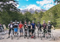 Chile and Argentina - Wild Patagonia - Guided Mountain Bike Holiday Image