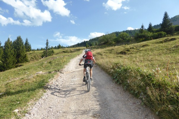 Dolomiti MTB - 1263.jpg - Italy - Dolomites of Brenta - Guided Mountain Bike Holiday - Mountain Biking