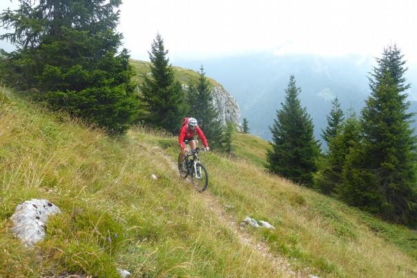 Dolomiti MTB - 1309.jpg - Italy - Dolomites of Brenta - Guided Mountain Bike Holiday - Mountain Biking