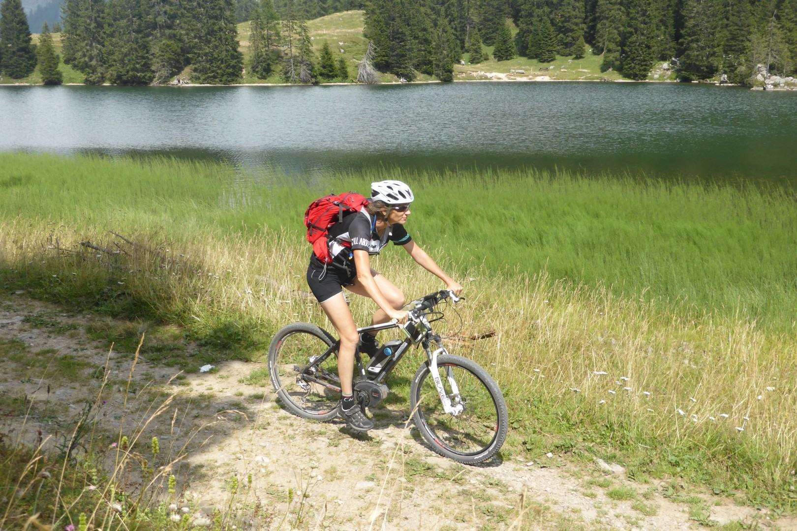 Dolomiti MTB - 1320.jpg - Italy - Dolomites of Brenta - Guided Mountain Bike Holiday - Mountain Biking