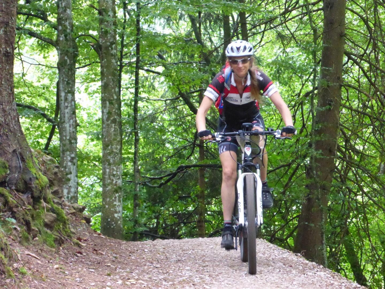 Skedaddle Dolomiti MTB - 0567.jpg - Italy - Dolomites of Brenta - Guided Mountain Bike Holiday - Mountain Biking