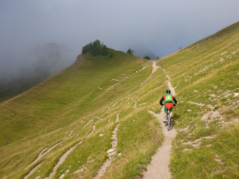 Skedaddle Dolomiti MTB - 1333.jpg - Italy - Dolomites of Brenta - Guided Mountain Bike Holiday - Mountain Biking