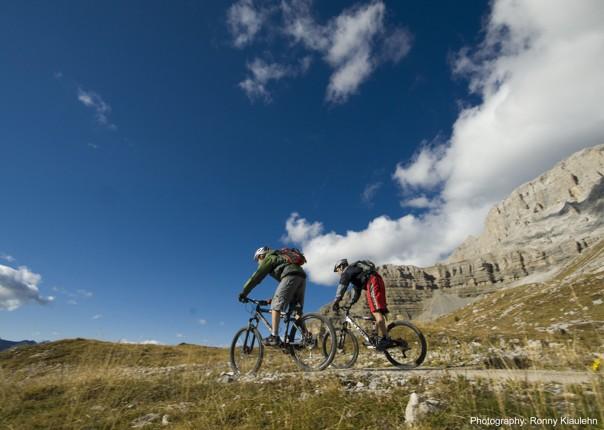 dolomites.jpg - Italy - Dolomites of Brenta - Guided Mountain Bike Holiday - Mountain Biking