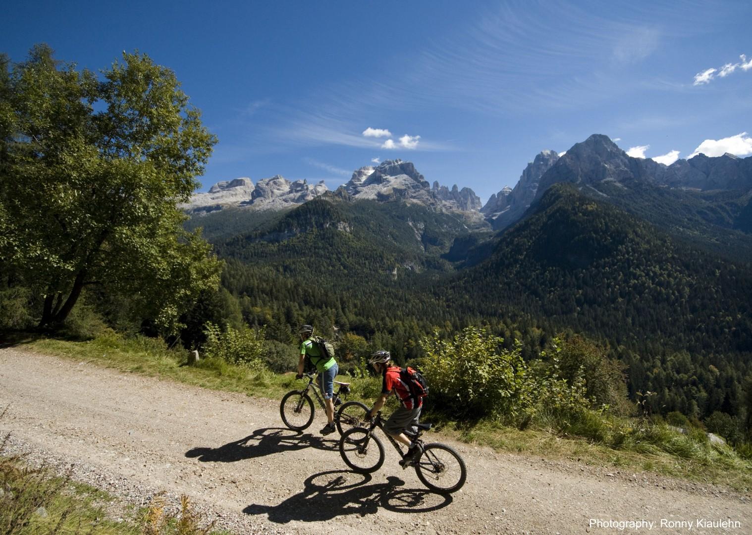 dolomites2.jpg - Italy - Dolomites of Brenta - Guided Mountain Bike Holiday - Mountain Biking