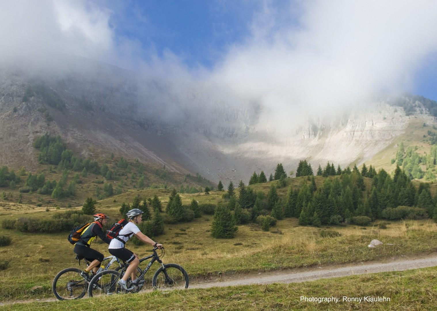 dolomites3.jpg - Italy - Dolomites of Brenta - Guided Mountain Bike Holiday - Mountain Biking