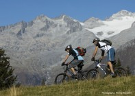 Italy - Dolomites of Brenta - Guided Mountain Bike Holiday Image