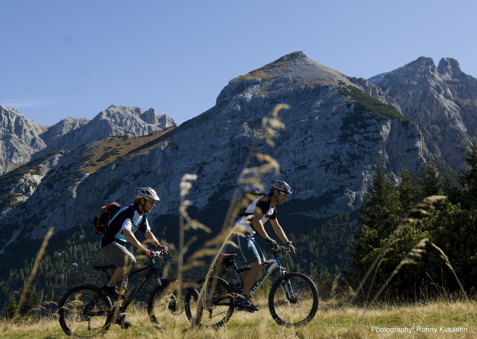 dolomites6.jpg - Italy - Dolomites of Brenta - Guided Mountain Bike Holiday - Mountain Biking