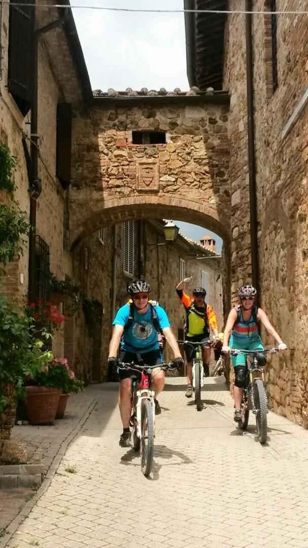 IMG-20150617-WA0003.jpg - Italy - Tuscany - Sacred Routes  - Self Guided Mountain Bike Holiday - Mountain Biking