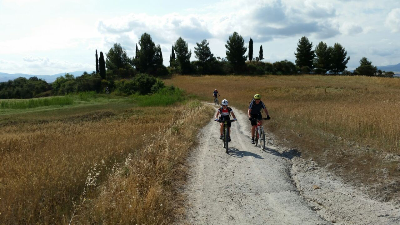 IMG-20150620-WA0004.jpg - Italy - Tuscany - Sacred Routes  - Self Guided Mountain Bike Holiday - Mountain Biking