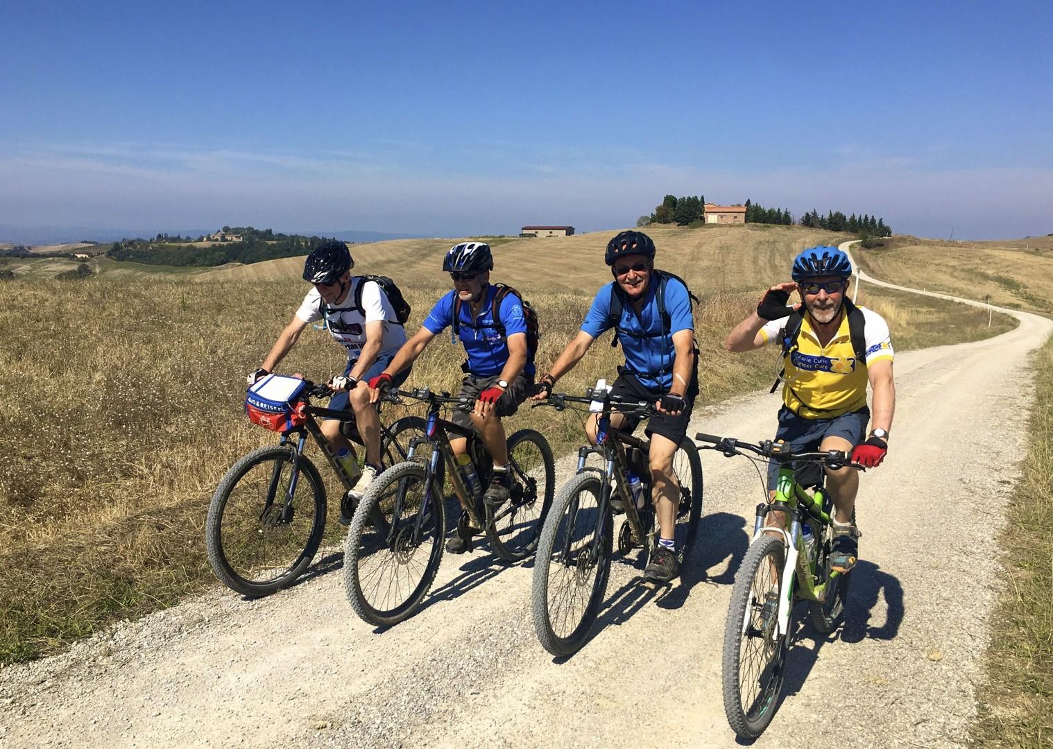 mountain-biking-holiday-italy-tuscany.jpg - Italy - Tuscany - Sacred Routes  - Self Guided Mountain Bike Holiday - Mountain Biking