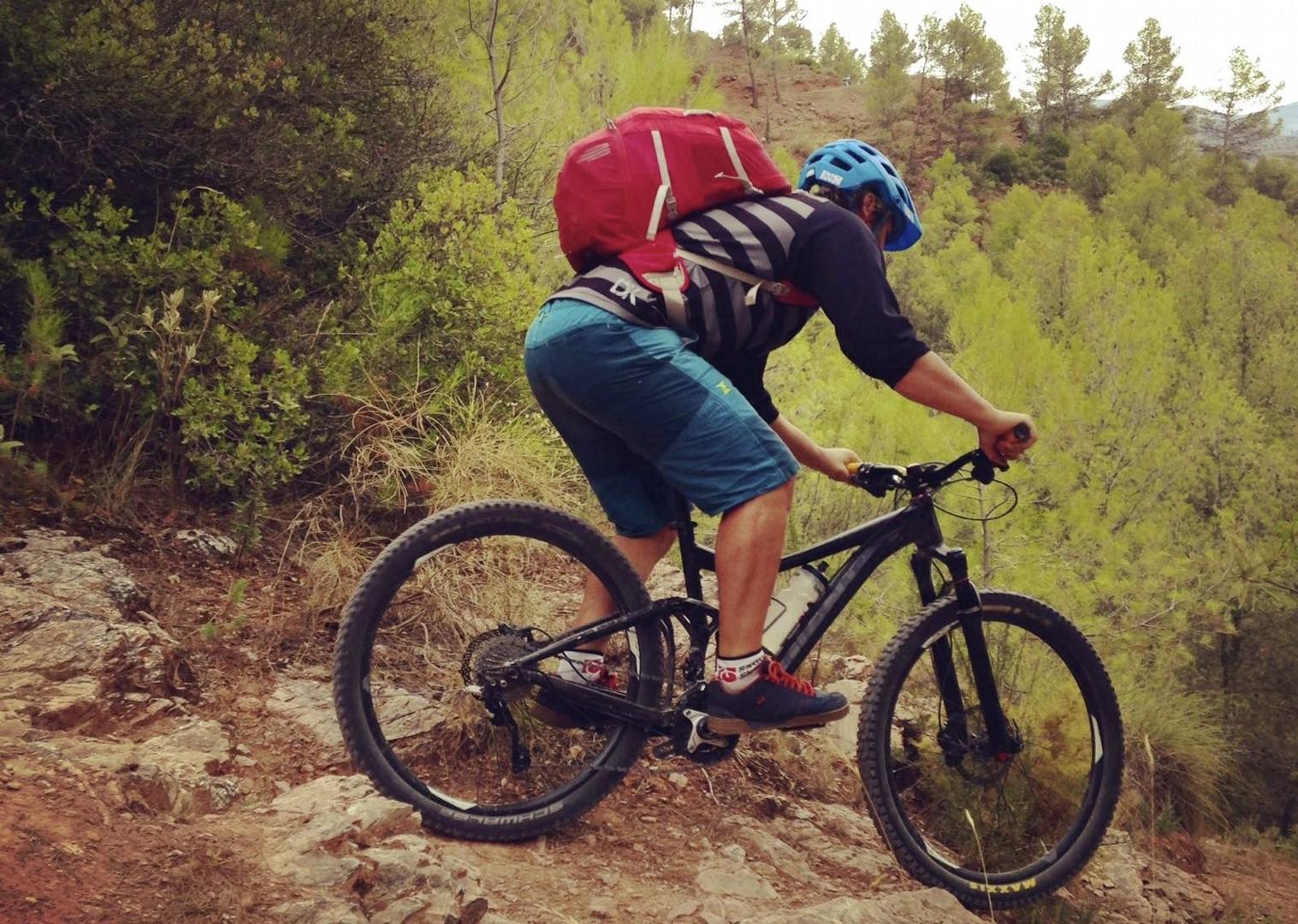 mountain-biking-holiday-menorca-trail.jpg - Spain - Menorca - Cami de Cavalls - Guided Mountain Bike Holiday - Mountain Biking