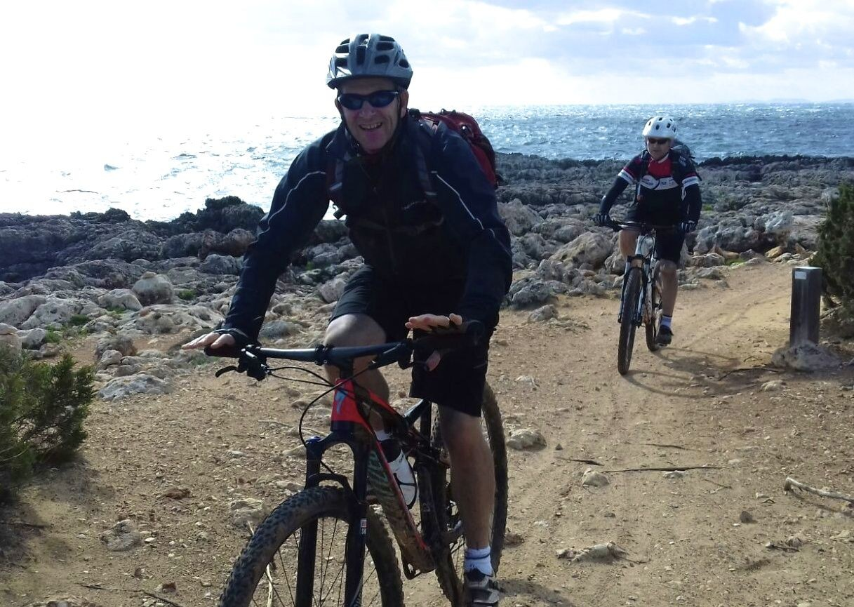 mountain-biking-holiday-trip-menorca-spain.jpg - Spain - Menorca - Cami de Cavalls - Guided Mountain Bike Holiday - Mountain Biking