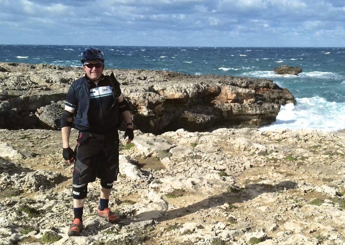 mountain-biking-holiday-menorca-rider.jpg - Spain - Menorca - Cami de Cavalls - Guided Mountain Bike Holiday - Mountain Biking