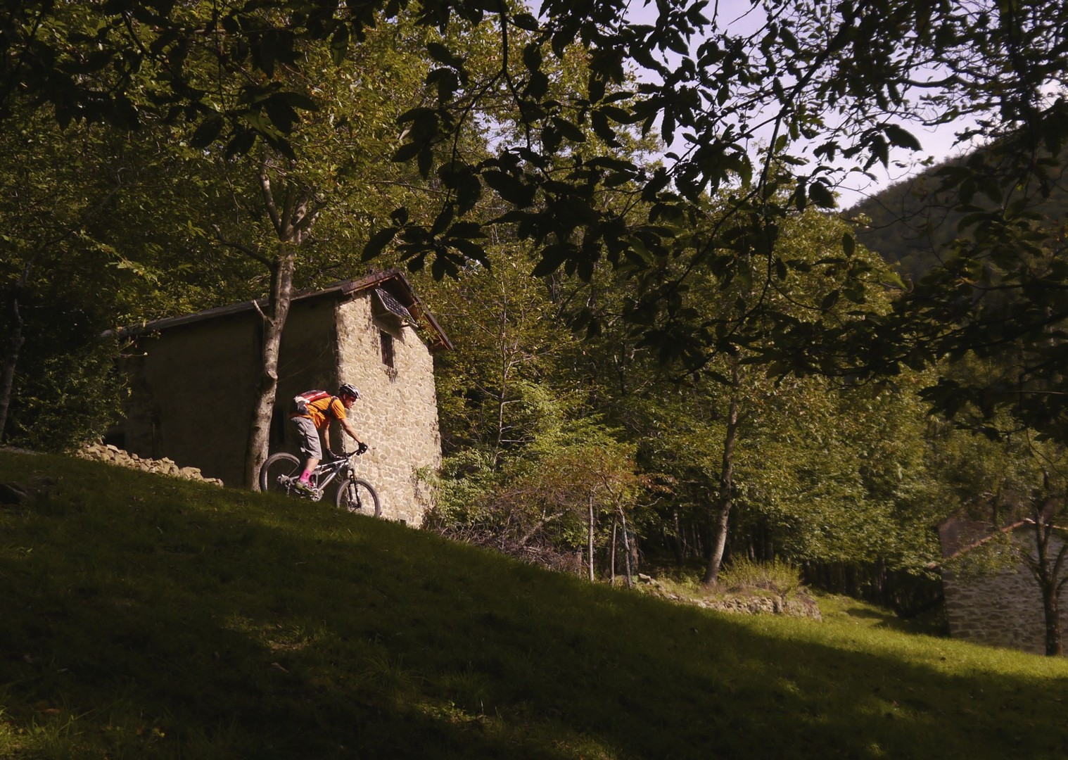 mountain-biking-holiday-italy-tuscany-francegina.jpg - Italy - Via Francigena (Tuscany to Rome) - Guided Mountain Biking Holiday - Mountain Biking