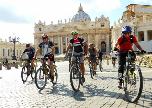 Italy - Via Francigena (Tuscany to Rome) - Guided Mountain Biking Holiday Image