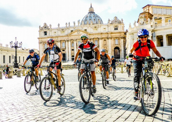 Italy - Via Francigena (Tuscany to Rome) - Guided Mountain Biking Holiday Image