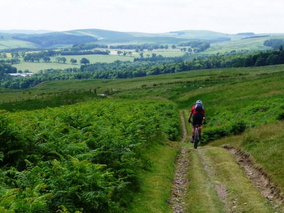 Standstoneway9.JPG - UK - Northumberland - Sandstone Way - Mountain Biking