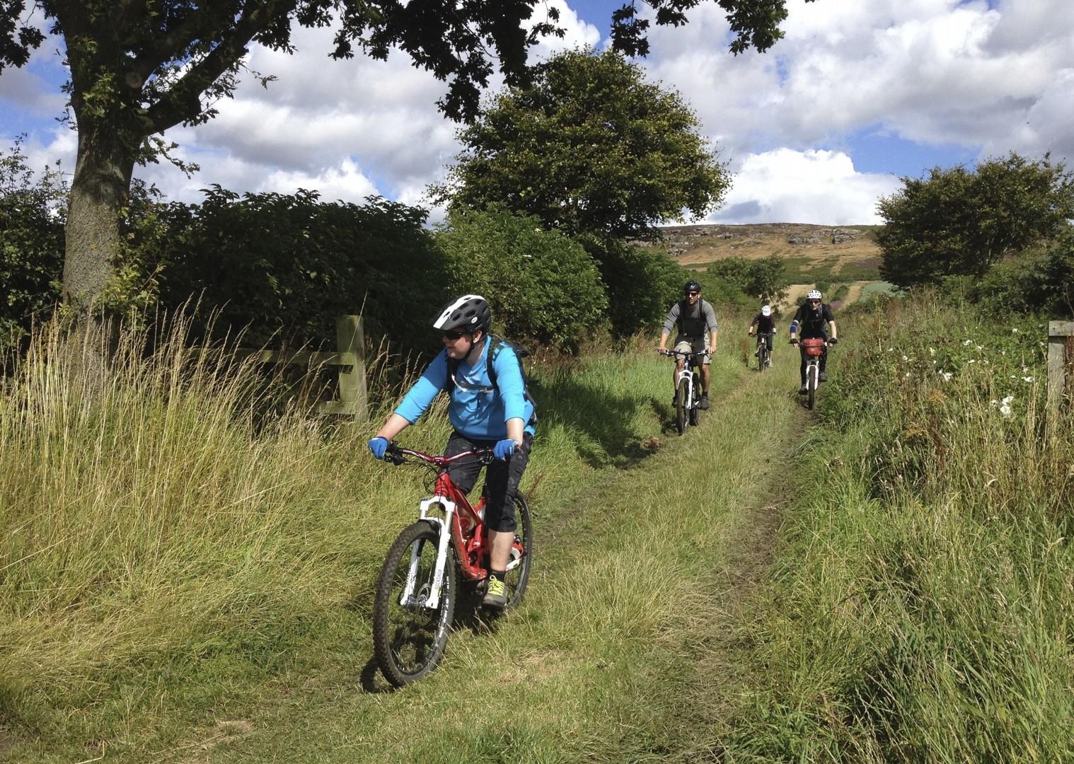 Sandstoneway5.jpg - UK - Northumberland - Sandstone Way - Self-Guided Mountain Bike Weekend - Mountain Biking