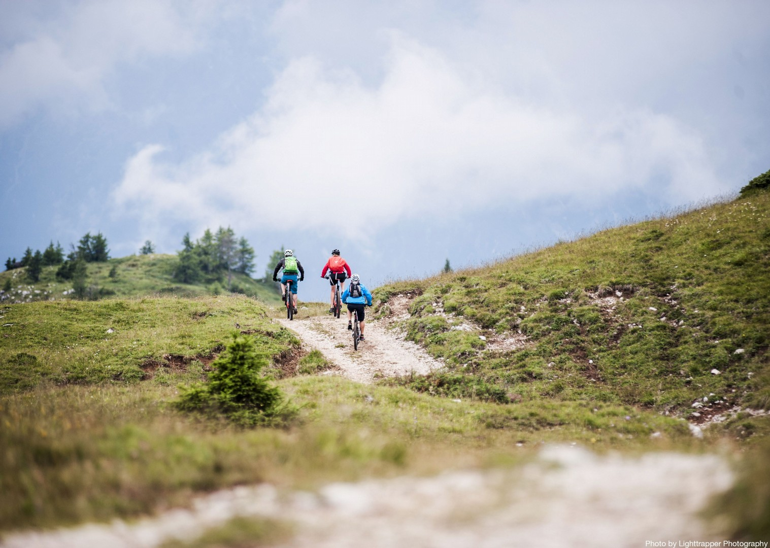 haute-savoy-mountain-bike-holiday-in-the-alps-alpine-adventure.jpg - Italy and France - Alpine Adventure - Guided Mountain Bike Holiday - Mountain Biking