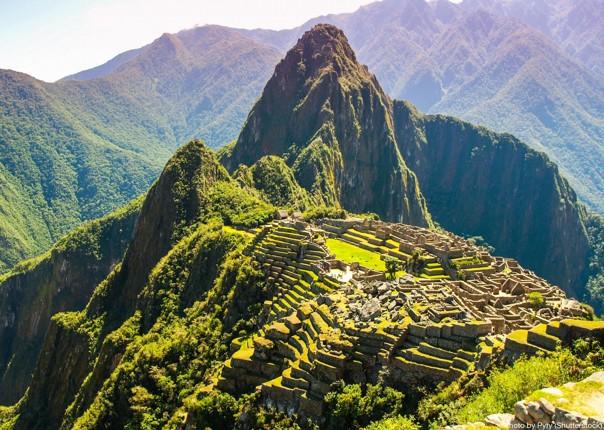 machu-picchu-mountain-bike-holiday-in-peru-andean-journey.jpg - Peru - Andean Journey - Guided Mountain Bike Holiday - Mountain Biking