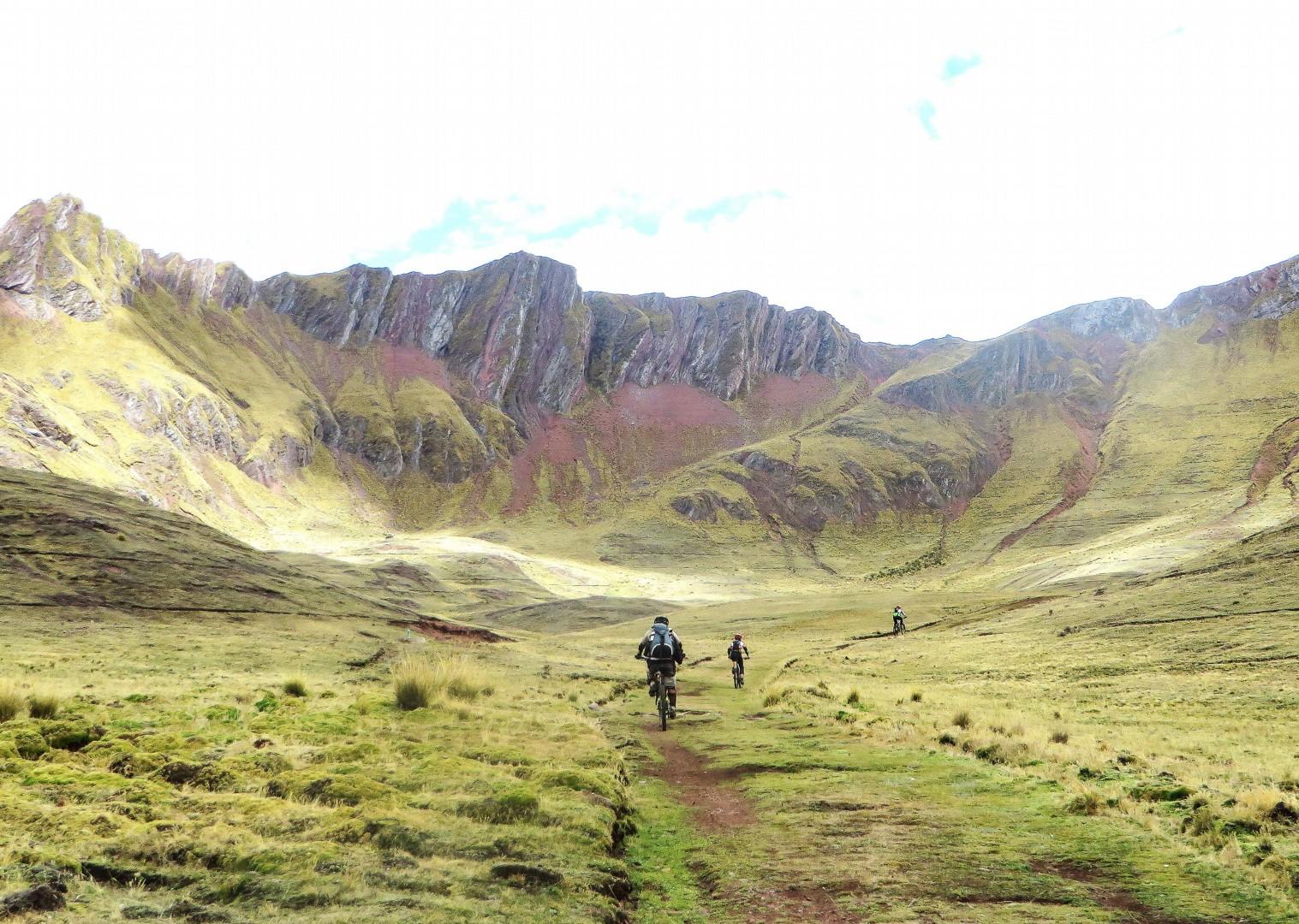 guided-mountain-bike-holiday-in-peru.jpg - Peru - Andean Journey - Guided Mountain Bike Holiday - Mountain Biking