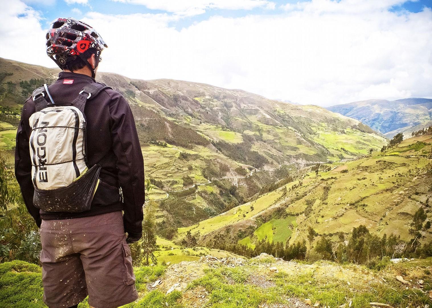 machu-picchu-guided-mountain-bike-holiday-in-peru.jpg - Peru - Andean Journey - Guided Mountain Bike Holiday - Mountain Biking