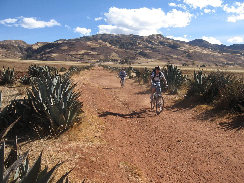 Moray (3).jpg - Peru - Andean Journey - Guided Mountain Bike Holiday - Mountain Biking